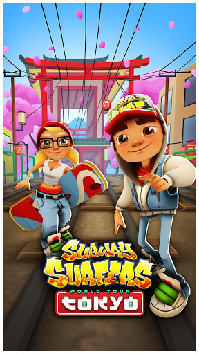 地铁跑酷 Subway Surfers 2.10.1