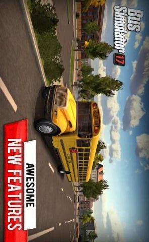 巴士模拟器2017 Bus Simulator 17